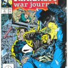 The Punisher War journal #3 Daredevil Crossover Jim Lee Art !