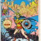 Wonder Woman #10 Challenge Of The Gods George Perez Art VF
