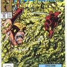 Wolverine #22 vs Spore John Byrne Art VFNM !