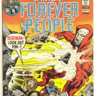 Forever People #10 Kirby Royer HTF Bronze Age Classic