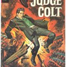 Judge Colt #4 Gold Key 1970 HTF Last Issue !