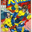 Uncanny X-Men #277 Free Charley Jim Lee Art VFNM