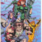 Gen 13 #5 Variant Final Issue Jim Lee & Campbell 1994