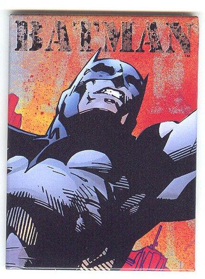 Batman fridge magnet Jim Lee Art!