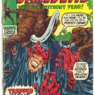 Daredevil #66 Trapped In The Tar Pits Of Death 1970 Classic!