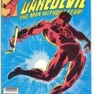 Daredevil #185 Nobody Messes With Guts Nelson Miller Classic!
