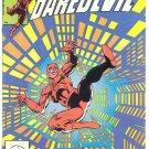 Daredevil #186 Stilt Man Takes A Fall Miller/Janson Classic !