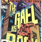 Daredevil #216 The Gael Is Back !