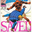 Daredevil #231 Saved Miller Mazzucchelli Born Again series!