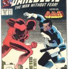 Daredevil #257 Punisher crossover Classic !