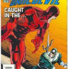 Daredevil #352 Caught In The Bullseye !