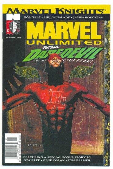 Daredevil #20 (Vol 2) 2001 David Mack Art !