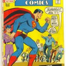 Action Comics #410 The Satanic Son Of Superman 1972 !