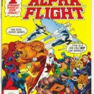 Alpha Flight #1 1983 John Byrne X-Men Spin-Off