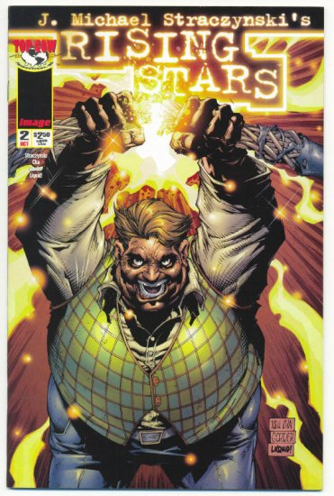 Rising Stars #2 Top Cow J. Michael Straczynski !