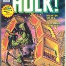 The Hulk Magazine #11 Carnival Rampage  HTF 1978 !