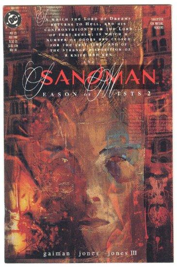Sandman #23 Season Of Mists Gaiman Issue !