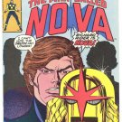Nova #21 The Secret Revealed 1978 Classic !