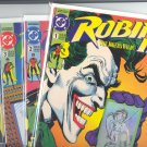 Robin II Complete miniseries 1991 Hologram covers !