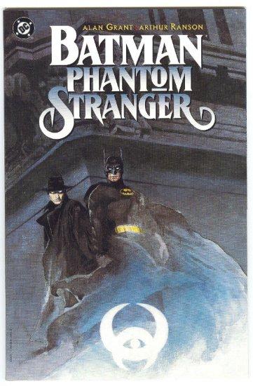 Batman Phantom Stranger Graphic Novel Alan Grant HTF