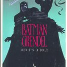 Batman Grendel Devil's Masque Devil's Riddle Graphic Novel Set