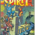 The Spirit #4 Classic Will Eisner 1974 Magazine !