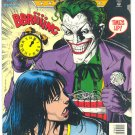 Wonder Woman #96 The Joker Deodato Art !