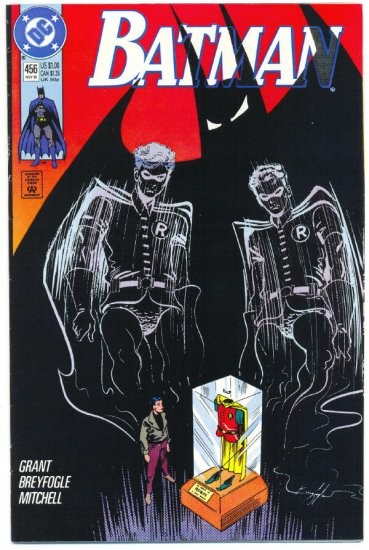 Batman #456 Will Tim Drake become Robin?