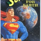 Superman For Earth Graphic Novel 1991
