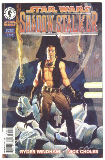 Star Wars Shadow Stalker Special Dark Horse 1997 NM