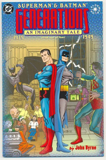 Superman Batman Generations #1 Elseworlds Graphic Novel NM