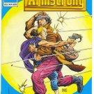 Archer & Armstrong #0 BWS art HTF Pre Unity Valiant !!!