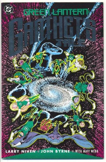 Green Lantern Ganthet's Tale Graphic Novel Larry Niven John Byrne NM !