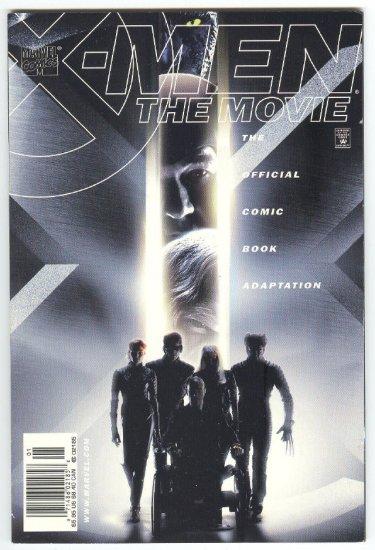 X-Men The Movie Graphic Novel Format Comics Adaptation
