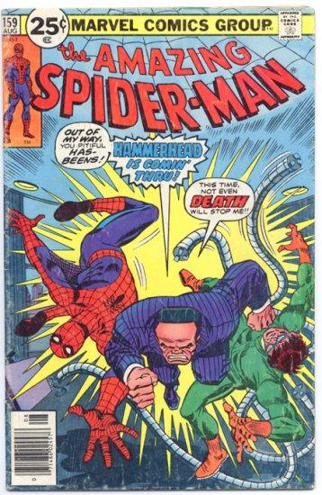 Amazing Spider-Man #159 Hammerhead and Doc Ock !