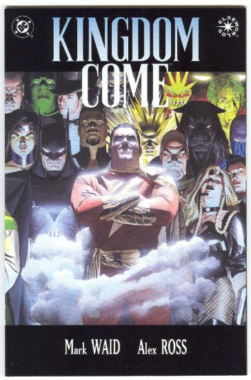 Kingdom Come #3 Return Of Captain Marvel NM 1996 !