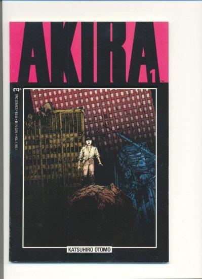Akira #1 Katsuhiro Otomo 1st Print 1988 Epic