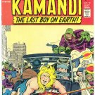 Kamandi #19 Welcome To Chicago 1974 Kirby