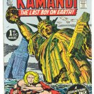 Kamandi #1 The Last Boy On Earth Kirby Classic