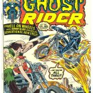 Ghost Rider #3 Hell On Wheels Mooney Art 1973 VF-