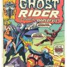 Ghost Rider #20 Daredevil Crossover Byrne Art 1976