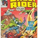 Ghost Rider #38 The Cult Of Doom Perlin art