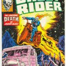 Ghost Rider #42 The Lonesome Death Of Johnny Blaze 1979