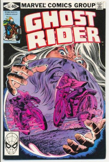 Ghost Rider #44 Cloak Of Crimson Infantino Sutton Art