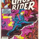 Ghost Rider #76 Johnny Blaze vs The Demon HTF Issue!