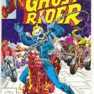 Ghost Rider #79 Murdered By The Man-Cycle HTF Issue