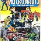 Micronauts #2 Golden Art 1978