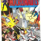 Micronauts #3 Death Duel 1978 Golden Art