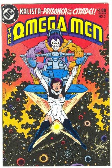 Omega Men #3 1st App Lobo