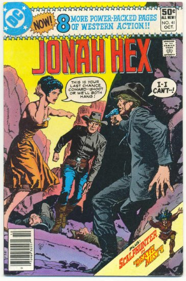 Jonah Hex #41 Two For The Hangman